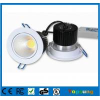 Quality 6W round 180 degree dimmable led downlight 6000K wholesale