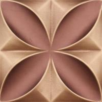 Quality Faux Hard Leather 3D Decorative Wall Panels Fire Proof KTV Use wholesale