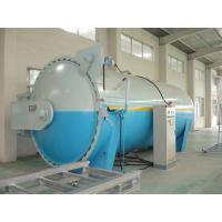 Quality Pressure Defense Industrial Autoclave Machine Φ2.5m With Safety Interlock wholesale