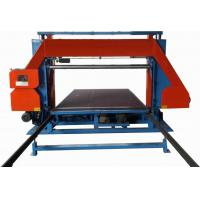 Cheap Horizontal Polyurethane / PU Foam Cutting Machine For Sponge Block 8.12KW for sale