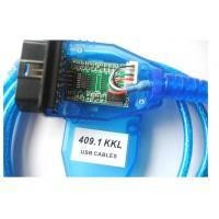 Quality VAG-COM OBDII 409.1 USB Auto Diagnostic Cable For Volkswagen wholesale