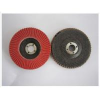Quality Ceramic Flap Disc with Fiberglass Backing wholesale