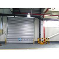 Quality Grey White 304 Stainless Steel Frame Industrial Security Door Outside wholesale