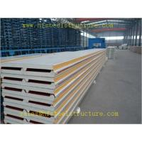 Quality Color Steel Polyurethane Sandwich Panel Metal Roofing Sheets Board Insulation wholesale