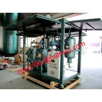 Quality Hot sale High Vacuum Transformer Oil Purifier,Oil Reclamation Plant with chemical regeneration tank,digital flow meter wholesale