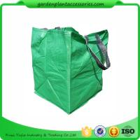 Quality Heavy Duty Garden Plant Accessories - Green Reuseable Garden Leaf Waste Bags wholesale