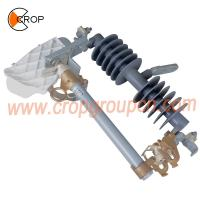 China High Voltage High Quality Polymer Porcelain Housed Dropout Fuse Cutout 15kv 100A 200A on sale
