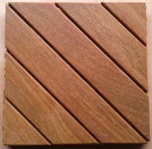 Quality Cumaru DIY Outdoor flooring wholesale