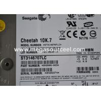 Quality Seagate Cheetah 10K.7 ST3146707LC 147GB 10000 RPM 8MB Cache SCSI Ultra320 80pin 3.5 Hard Drive Bare Drive wholesale