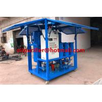 Quality China Insulation Oil Purifier/ Mobile Transformer Oil Purification Machine Filtration with Enclosure weather proof IP wholesale