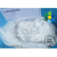 Quality Femara Letrozole Steroid Estrogen Blockers Hormone Drugs CAS 112809-51-5 wholesale