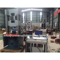 Buy cheap Steel Wire Tensile Strength Test Equipment from wholesalers