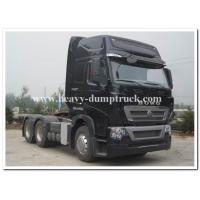 Buy cheap tractor truck 4x2 Howo 290 hp prime mover truck for Timber trailer product