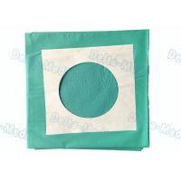 China Non Woven Disposable Sterile Surgical Drapes , 5cm Adhesive Disposable Medical Drapes on sale