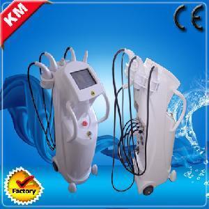 Quality Super 6 in 1 Ultrasound Cavitation Cellulite Reduction Machine (KM-RF-U800C) wholesale