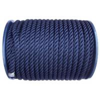 Quality polyester 3-twisted twist rope code line with competitive price wholesale