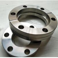 Quality CNC Machining Aluminum Pipe Fitting Flange for Oil & Gas Industry wholesale