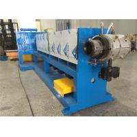 Quality High Speed Multi Function Cable Extruder Machine Line Of Dia 45mm 380V 50 60Hz wholesale