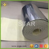 Buy cheap Pipe Foam High Fireproof and aluminum foil Cooling Keeper Fireroof heat insulation materials product