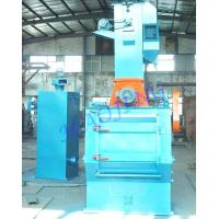 Buy cheap Electricity Tumble Shot Blasting Machine for Small Forging Castings product