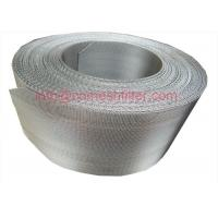 Quality 260 X 40 Reverse Dutch Weave Mesh Cloth For Auto Screen , Filter Ribbons wholesale