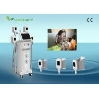 China 4 cryo handles fat reduce instrument slimming cryolipolysis fat freeze slimming machine on sale