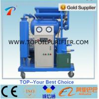 Quality Economic Portable Insulating/transformer Oil Purifier Series ZY-6 wholesale