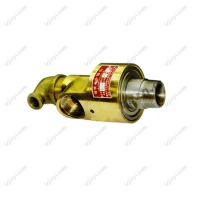 Buy cheap High quality brass shell high speed rotary joint for cooling water, hydraulic from wholesalers