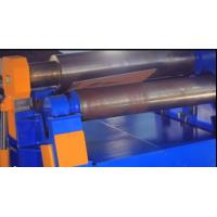 Quality Semi Automatic 4 Roll Plate Bending Machine For 25 Mm Thickness Materials wholesale