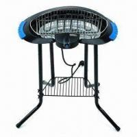 Quality Convenient Smoke-free Electric Barbecue Grill with Power Indicator Light and Adjustable Height wholesale