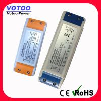 Quality 12V 2.75A 33W Transformer Constant Voltage LED Driver For LED Downlight wholesale