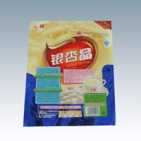 China Ginkgo biloba tea with milk packaging Three Side Seal Bags on sale