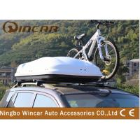 Quality 450L Capacity Car Roof Boxes / Auto Roof Travel Box Waterproof wholesale