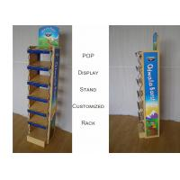 China POP MDF Branded Display Stands on sale
