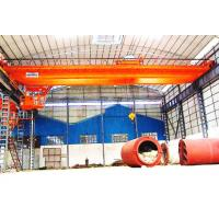 High Pressure Double Girder Overhead Crane Electric With Remote Control Customizd Lifting Speed