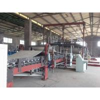 Quality 3 Ply Paper Corrugated Board & Box Making Machinery Production Line Long Life Use wholesale