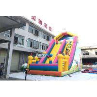 China Buy Large  Inflatable Slide For Rent Commercial Inflatables For Sale on sale