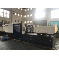 China Automatic Horizontal Plastic Injection Moulding Machine Multiple Hydraulic Ejection on sale