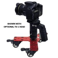 Quality Tri-Wheel Video Stabilization Table Dolly System for DSLR Cameras & Camcorders wholesale