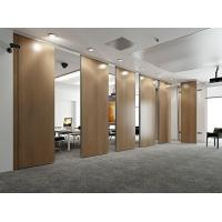 Quality Conference Room Sliding Movable Office Partition Wall Sound Insulation wholesale