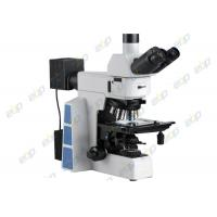 Quality Upright Metallurgical Microscope With Dark / Bright Field Observe Function wholesale