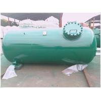 Quality Carbon Fiber Bullet Butane Compressed Air Storage Tank Horizontal Pressure Vessel wholesale