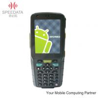 China Multi-function GSM Wireless Terminal , 1d Android Handheld Barcode Scanner on sale