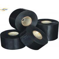 Quality Inner Wrap Corrosion Resistant Tape , Black Polyethylene Anti Corrosion Tape wholesale