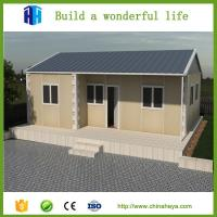China Mobile home new price insulated sandwich wall panels house for sale on sale