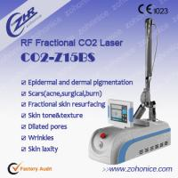 Quality Professional RF Fractional Co2 Laser Machine Z15BS with Scanning Function wholesale