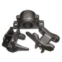 Quality OEM Ductile Cast Iron Pipe Fittings Anodized Zinc Plating For Automobile Industry Agriculture wholesale