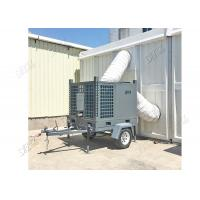 Quality Drez Industrial Air Conditioner / Outdoor Tent Cooling System 25HP Trade Fair Use wholesale