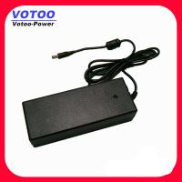 Quality Desktop DC 12V 10A AC 120W Power Adapter For Camera , RoHS CCTV Camera Power Adapter wholesale