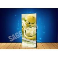 Quality Thin Video Wall P10 LED Video Curtain Transparency 5500 Cd/M2 Brightness wholesale